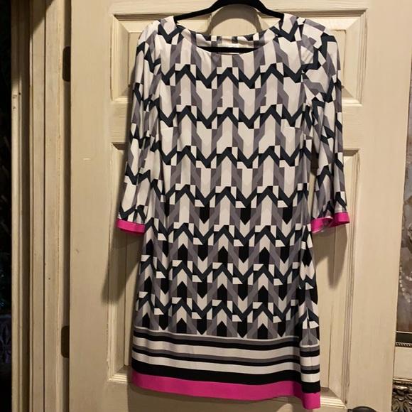 Eliza J dress